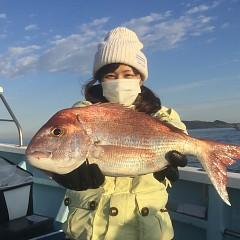12月 27日(日) 午後便・イワシの泳がせ釣りの写真その7