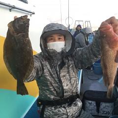 12月 28日(月) 午後便・イワシの泳がせ釣りの写真その9