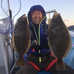 12月 28日(月) 午後便・イワシの泳がせ釣りの写真その3