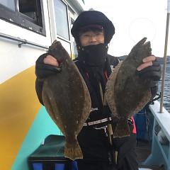 12月 28日(月) 午後便・イワシの泳がせ釣りの写真その5