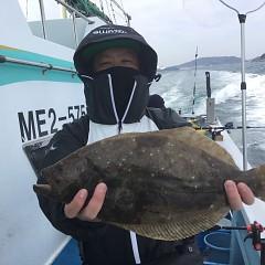12月29日(火)午前便・午前便・イワシの泳がせ釣りの写真その2