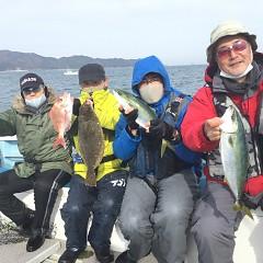 12月29日(火)午前便・午前便・イワシの泳がせ釣りの写真その3
