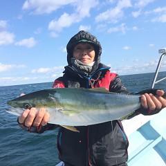 12月 30日(水) 午前便・イワシの泳がせ釣りの写真その1