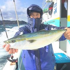 12月 30日(水) 午前便・イワシの泳がせ釣りの写真その2