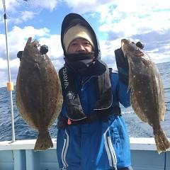 12月 31日(木) 午前便・イワシの泳がせ釣りの写真その2