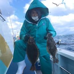 12月 31日(木) 午前便・イワシの泳がせ釣りの写真その4