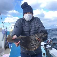 12月 31日(木) 午前便・イワシの泳がせ釣りの写真その5