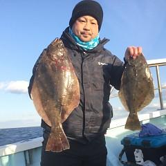 1月 3日(日) 1日便・イワシの泳がせ釣りの写真その6