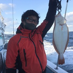 1月 3日(日) 1日便・イワシの泳がせ釣りの写真その8