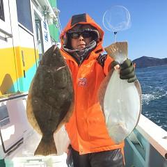 1月 4日(月) 1日便・イワシの泳がせ釣りの写真その6