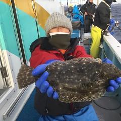 1月 4日(月) 1日便・イワシの泳がせ釣りの写真その10