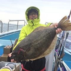 1月 5日(火) 1日便・イワシの泳がせ釣りの写真その1