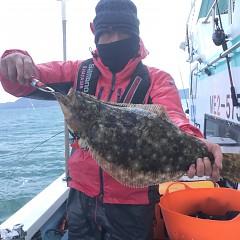 1月 7日(木) 1日便・イワシの泳がせ釣りの写真その1