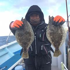 1月 7日(木) 1日便・イワシの泳がせ釣りの写真その8