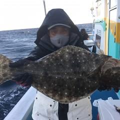 1月 9日(土) 午後・イワシの泳がせ釣りの写真その1