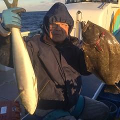 1月 9日(土) 午後・イワシの泳がせ釣りの写真その3