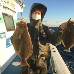 1月 9日(土) 午後・イワシの泳がせ釣りの写真その5