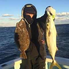 1月 9日(土) 午後・イワシの泳がせ釣りの写真その6