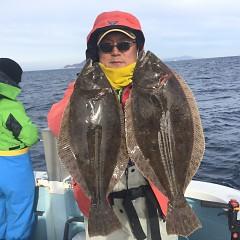 1月 11日(月) 1日便・イワシの泳がせ釣りの写真その2