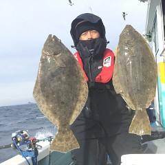 1月 11日(月) 1日便・イワシの泳がせ釣りの写真その4