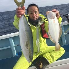 1月 11日(月) 1日便・イワシの泳がせ釣りの写真その6