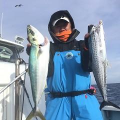 1月 11日(月) 1日便・イワシの泳がせ釣りの写真その8