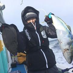 1月 11日(月) 1日便・イワシの泳がせ釣りの写真その9