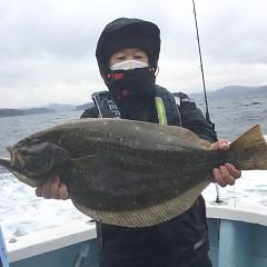 1月 12日(火) 1日便・イワシの泳がせ釣りの写真その1