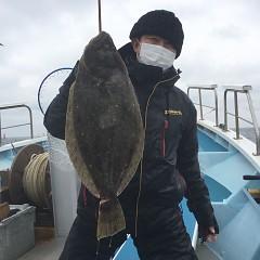 1月 12日(火) 1日便・イワシの泳がせ釣りの写真その2