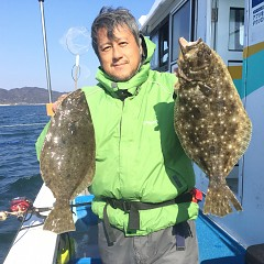 1月13日(水)イワシの泳がせ釣り1日便の写真その2