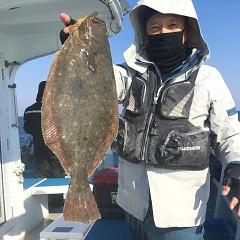 1月13日(水)イワシの泳がせ釣り1日便の写真その3