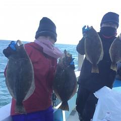 1月13日(水)イワシの泳がせ釣り1日便の写真その6