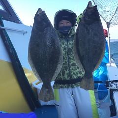 1月13日(水)イワシの泳がせ釣り1日便の写真その8