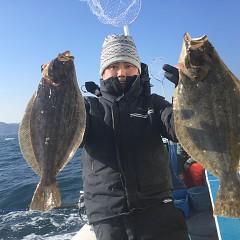 1月13日(水)イワシの泳がせ釣り1日便の写真その9