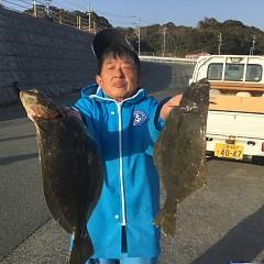 1月14日(木)イワシの泳がせ釣り1日便の写真その5