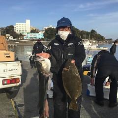 1月15日(金)イワシの泳がせ釣り1日便の写真その2