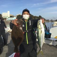 1月15日(金)イワシの泳がせ釣り1日便の写真その3