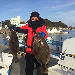 1月15日(金)イワシの泳がせ釣り1日便の写真その4