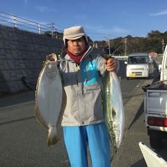 1月15日(金)イワシの泳がせ釣り1日便の写真その5