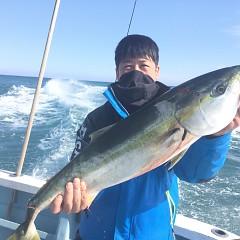 1月 25日(月) 午前便・イワシの泳がせ釣りの写真その2