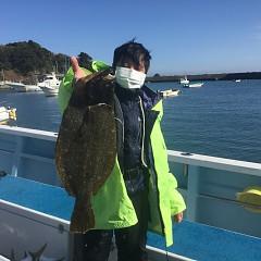 1月 25日(月) 午前便・イワシの泳がせ釣りの写真その5
