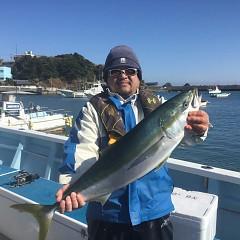1月 25日(月) 午前便・イワシの泳がせ釣りの写真その6
