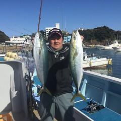 1月 25日(月) 午前便・イワシの泳がせ釣りの写真その7