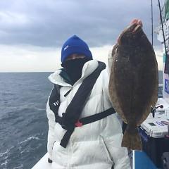 1月 26日(火) 1日便・イワシの泳がせ釣りの写真その4