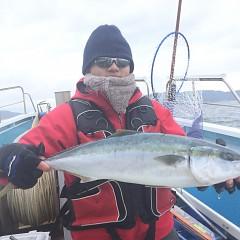 1月 26日(火) 1日便・イワシの泳がせ釣りの写真その5