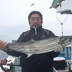 1月 28日(木) 1日便・イワシの泳がせ釣りの写真その4