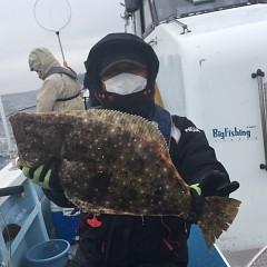 1月 28日(木) 1日便・イワシの泳がせ釣りの写真その5