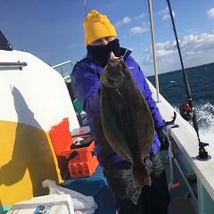 1月 29日(金) 1日便・イワシの泳がせ釣りの写真その3
