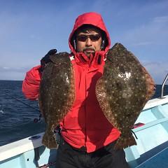 1月 29日(金) 1日便・イワシの泳がせ釣りの写真その4
