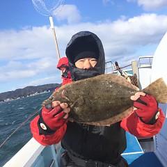 1月 30日(土) 午前便・イワシの泳がせ釣りの写真その4